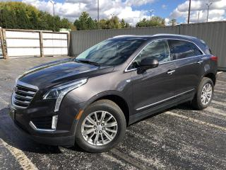 Used 2018 Cadillac XT5 AWD for sale in Cayuga, ON