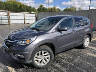 Used 2016 Honda CR-V SE AWD for sale in Cayuga, ON
