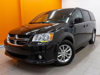 Used 2019 Dodge Grand Caravan SXT PREMIUM PLUS DVD STOW N GO NAV *BAS KM* for sale in St-Jérôme, QC