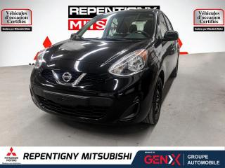 Used 2016 Nissan Micra SV AUTOMATIQUE for sale in Repentigny, QC