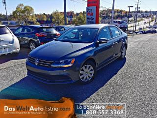 Used 2016 Volkswagen Jetta 1.4 TSI Trendline+, Automatique for sale in Sherbrooke, QC