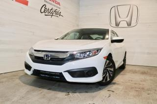 Used 2018 Honda Civic LX 2 Portes avec Honda Sensing for sale in Blainville, QC