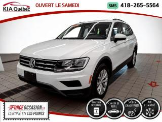 Used 2020 Volkswagen Tiguan TRENDLINE* AWD* CAMERA* SIEGES CHAUFFANT for sale in Québec, QC