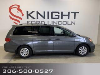 Used 2008 Honda Odyssey EX-L, Nice Condition! for sale in Moose Jaw, SK