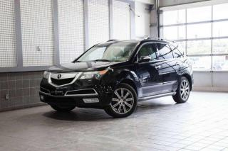 Used 2012 Acura MDX Tech pkg for sale in Lasalle, QC