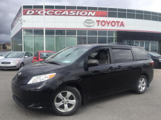 Used 2015 Toyota Sienna **7 PASSAGERS/MAGS/ SEULEMENT 44 970KM** for sale in St-Eustache, QC