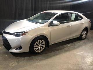 Used 2017 Toyota Corolla LE **AUTO/AIR/CAMERA** 31 805KM* for sale in St-Eustache, QC