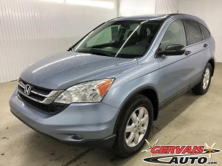 Used 2011 Honda CR-V LX 4WD AWD MAGS *Traction intégrale* for sale in Shawinigan, QC