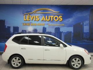 Used 2009 Kia Rondo EX 22900 KM AIR CLIMATISE BANC CHAUFFANT for sale in Lévis, QC