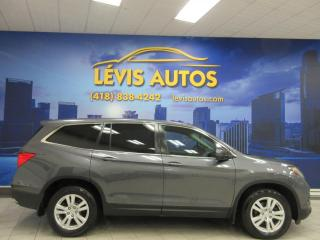 Used 2017 Honda Pilot LX AWD 8 PASSAGERS 61000 KM TRES PROPRE for sale in Lévis, QC
