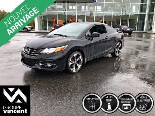 Used 2014 Honda Civic COUPE Si ** GARANTIE 10 ANS ** Sportive de haut niveau! for sale in Shawinigan, QC