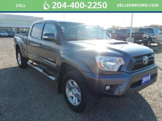 Used 2015 Toyota Tacoma for sale in Brandon, MB