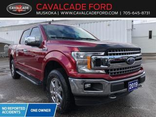 Used 2019 Ford F-150 XLT for sale in Bracebridge, ON
