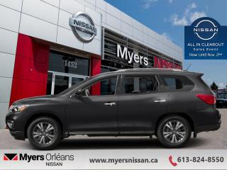 New 2020 Nissan Pathfinder SL Premium  - Sunroof -  Navigation - $303 B/W for sale in Orleans, ON