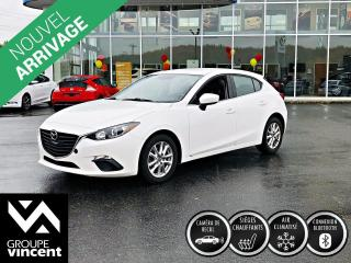 Used 2015 Mazda MAZDA3 GS ** GARANTIE 10 ANS ** Fiable, sécuritaire et amusante! for sale in Shawinigan, QC