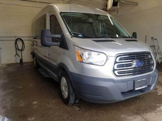 Used 2017 Ford Transit Wagon XLT for sale in Nipigon, ON