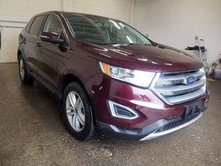 Used 2017 Ford Edge SEL for sale in Nipigon, ON
