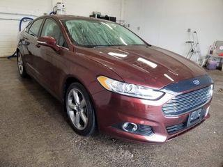 Used 2015 Ford Fusion SE for sale in Nipigon, ON