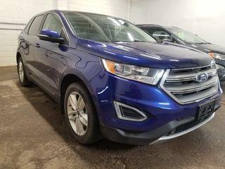 Used 2015 Ford Edge SEL for sale in Nipigon, ON