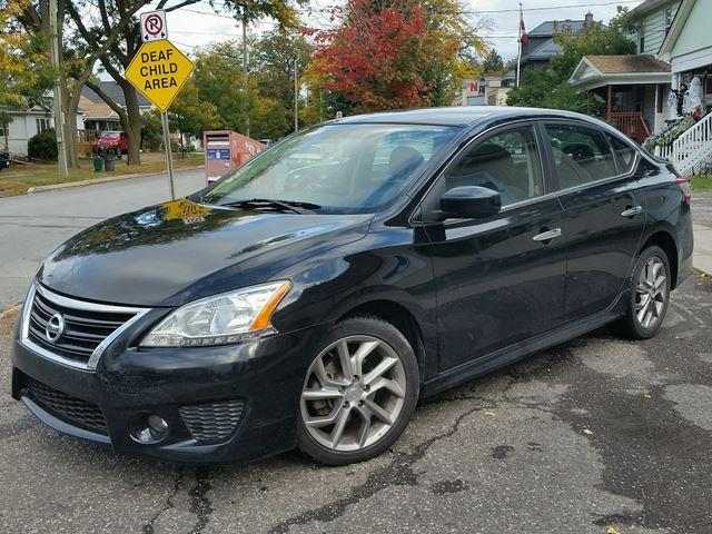 2013 Nissan Sentra SR All Power Equipped-Bluetooth-Alloys!!!
