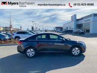 Used 2015 Chevrolet Cruze 1LT  - Bluetooth -  SiriusXM - $77 B/W for sale in Ottawa, ON