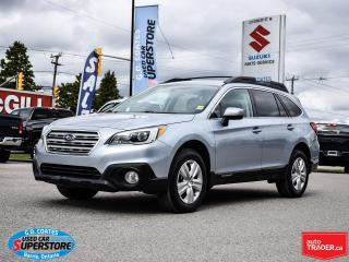 Used 2016 Subaru Outback 2.5i AWD ~Heated Seats ~Backup Camera ~Bluetooth for sale in Barrie, ON