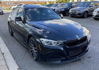 Used 2017 BMW 3 Series 340i 4dr Sdn 340i xDrive AWD for sale in Dorval, QC