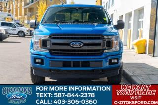Used 2019 Ford F-150 XLT 302A/SUN ROOF/NAVIGATION/FX4/TAIL GATE STEP/ for sale in Okotoks, AB
