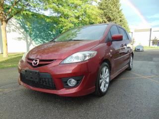 Used 2008 Mazda MAZDA5 ****IDEAL POUR FAMILLE*****AUTOMATIQUE** for sale in St-Eustache, QC