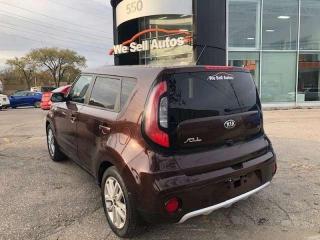Used 2018 Kia Soul EX 4dr FWD Hatchback for sale in Winnipeg, MB