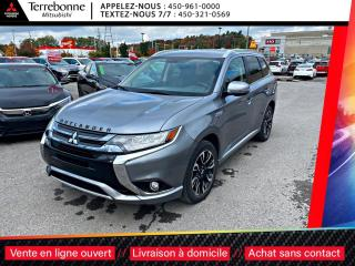 Used 2018 Mitsubishi Outlander Phev SE**4X4**CAMÉRA RECUL**APPLE CARPLAY** for sale in Terrebonne, QC