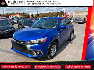 Used 2019 Mitsubishi RVR SE 4X4**BLUETOOTH**MAGS**CAMÉRA DE RECULE** for sale in Terrebonne, QC