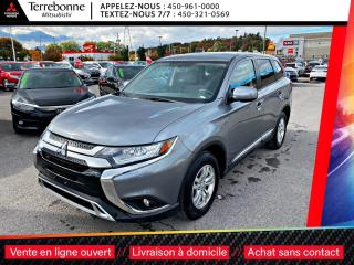 Used 2020 Mitsubishi Outlander ES 4X4**7 PASSAGERS**BANCS CHAUFFANTS**BLUETOOTH** for sale in Terrebonne, QC