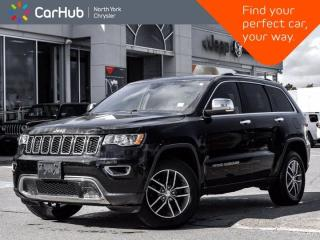 Used 2017 Jeep Grand Cherokee Limited for sale in Thornhill, ON