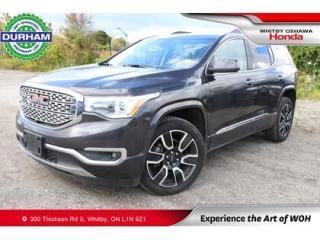 Used 2019 GMC Acadia AWD 4DR DENALI for sale in Whitby, ON