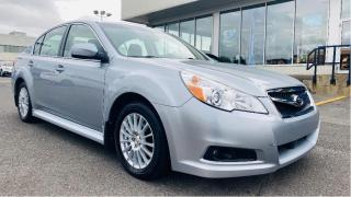 Used 2012 Subaru Legacy 4dr Sdn Auto 2.5i w-Limited,toit,cuir for sale in Lévis, QC