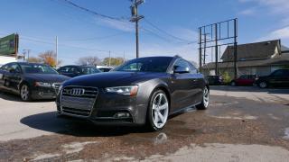 Used 2013 Audi S5 for sale in Winnipeg, MB