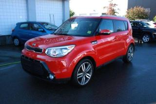 Used 2015 Kia Soul SX Luxury for sale in Nanaimo, BC