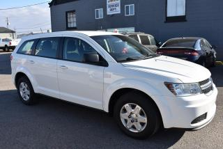 Used 2012 Dodge Journey CVP/SE Plus CRUISE CONTROL! DUAL ZONE CLIMATE! AUX! for sale in Saskatoon, SK