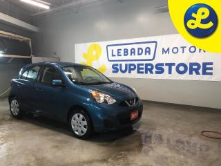 Used 2016 Nissan Micra SV * Phone connect * Heated drivers seat * Climate control *  Hands free steering wheel controls * Cruise control * Traction control * Intermittent wi for sale in Cambridge, ON