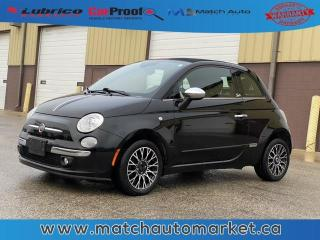 Used 2012 Fiat 500 Gucci for sale in Winnipeg, MB