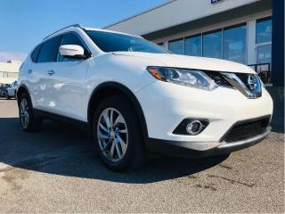 Used 2014 Nissan Rogue AWD 4dr SL,toit,cuir, for sale in Lévis, QC