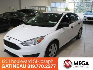 Used 2015 Ford Focus S for sale in Gatineau, QC