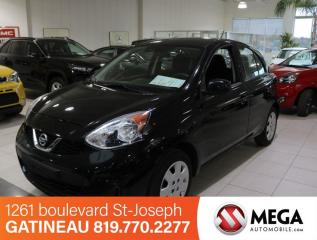 Used 2017 Nissan Micra S for sale in Gatineau, QC