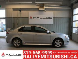 Used 2014 Mitsubishi Lancer se Limited for sale in Gatineau, QC