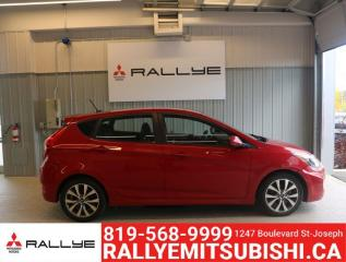 Used 2016 Hyundai Accent GLS for sale in Gatineau, QC