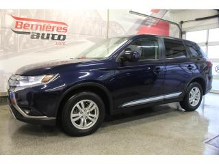 Used 2019 Mitsubishi Outlander ES AWC for sale in Lévis, QC
