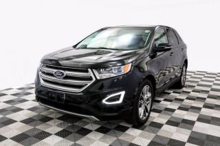 Used 2015 Ford Edge Titanium AWD Touring Pkg Nav Cam Heated/Cooled Seats for sale in New Westminster, BC