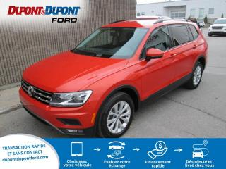 Used 2018 Volkswagen Tiguan Trendline 4Motion for sale in Gatineau, QC