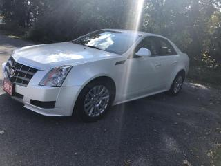 Used 2010 Cadillac CTS 3.0 for sale in Morrisburg, ON
